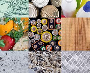 廃棄物の収集運搬のイメージ